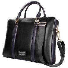 VanGoddy Genuine Leather Office Business Briefcase Laptop Shoulder Messenger Bag