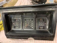 81-91 1981-1991 Ford Econoline Van Speedometer Gauge Instrument Cluster W/ Bezel