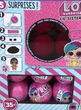 24 Balls Case Box LOL Surprise Series 4 Eye Spy Wave 2 Lil Sister Dolls  NEW
