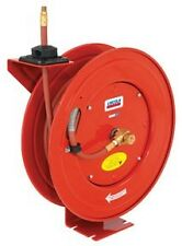 """LINCOLN #83754  Retractable Air Hose Reel - 1/2"""" x 50 ft."""