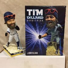 Tim Dillard Bobblehead Brewers Sky Sox Star Wars Lightsaber Selfie Baseball MLB