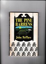 The Pine Barrens---John McPhee---1978---PB---FARRAR, STRAUS & GIROUX / NEW YORK