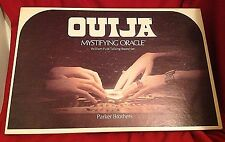 Vtg OUIJA Board Game 1972 Mystifying Oracle William Fuld Parker Brothers XCELENT