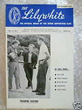 The Lilywhite- Vol 14 - No 1 - Sept 1963, Training Visitor
