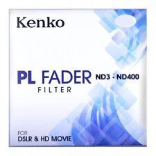 Kenko 52 mm nd3-nd400 PL Natural Density équilibreur Filtre