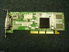 SFF DELL Precision 340 K0036 109-81100-02 32MB DVI  AGP Video Card Low Profile