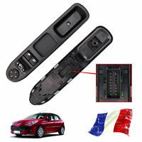 Commande Lève-vitre Bouton Interrupteur Pour Peugeot 207 SW 96548591XT 6554.QC