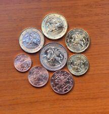 euros Lituanie 2015 neuve UNC