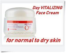 REGAL Q 10 REVITALIZING Day Cream SPF 15 Anti Wrinkles Normal to Dry Skin 50 ml