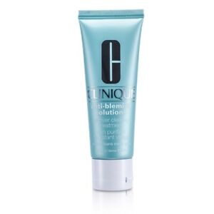 NEW Clinique Anti-Blemish Solutions All-Over Clearing Treatment 50ml Womens Skin