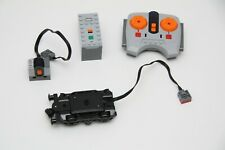 LEGO Power Functions Battery Box Train Motor Receiver Remote Bundle Lot Technic