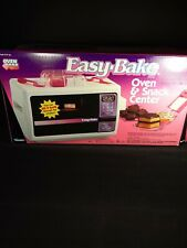 Original Easy Bake Oven and Snack Center With Accessories Kenner