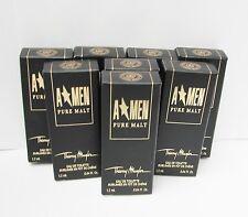 A Men Thierry Mugler Pure Malt EDT Spray for Men 1.2ml/0.04oz 8 PIECES