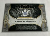 B1,369 - 2019-20 Artifacts #RED207 Ilya Mikheyev Rookie Redemption Maple Leafs