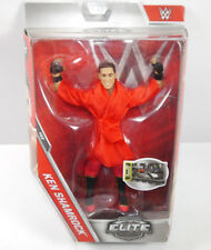 WWE Elite Collection Ken Shamrock Figurine Mattel environ 17 cm NEUF (L)