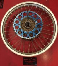 2008 Yamaha YZ250F Rear Wheel Excel Takasago Used