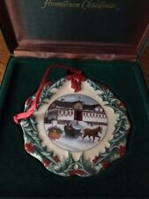 Longaberger Collectors Club A Hometown Christmas 1999 Ornament