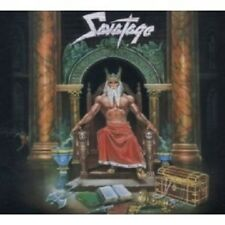 SAVATAGE - HALL OF THE MOUNTAIN KING (2011 EDIT) CD NEW