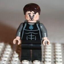 Lego TONY STARK MINIFIGURE from Super Heroes Malibu Mansion Attack (76007)