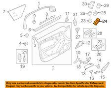 AUDI OEM 09-12 Q5 Front Door-Window Switch 8K0959851DV10