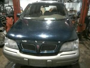 """Driver Quarter Glass Extended Wb 120"""" With Rear AC Fits 97-05 VENTURE 95158"""