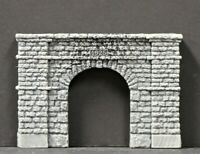 """4159G Single Track Tunnel Portal HO Scale """"HSM"""" Finely Detailed"""