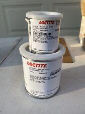 Lot Of 6 Loctite Hysol Ea 9396 Qt System Part Ab
