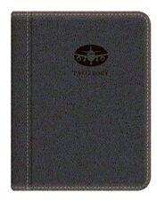 Pierre Belvedere Executive Passport Holder, Black (677430)