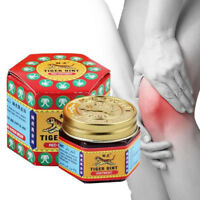 TIGER OINT Red White Ointment Balm Patch Thai Massage Relief Muscle Ache Pain
