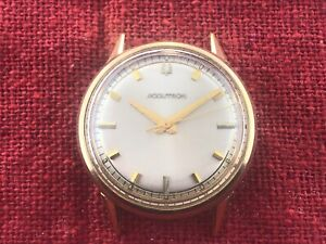Accutron 214 Wrist Watch