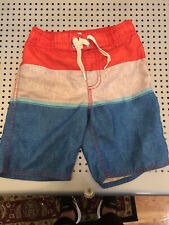 Old Navy Boys Swim Trunks Shorts Size Xs (5) Preowned