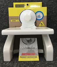 Carta igienica Portarotolo impermeabile con una presa super aspirazione e Scaffale mobile
