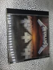 Metallica Master of Puppets Early Press USA CD Elektra