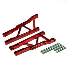 Traxxas XO-1 1:7 Alloy Rear Lower Arm, Red by Atomik RC - Replaces TRX 3655X