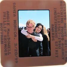 Andie McDowell  PHILLIP SEYMOUR HOFFMAN 1999 SLIDE 3