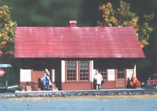 Micro-Scale Models Eastern Station (Wood)