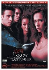 I Still Know What You Did Last Summer (DVD, 1999)