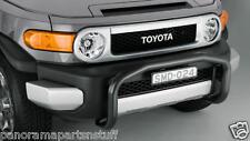 Toyota FJ Cruiser Alloy Nudge Bar GENUINE NEW