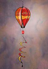 """Iowa State 17"""" x 12"""" Diameter Air Balloon Style Wind Spinner Bsi 69022"""