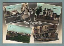 saluti da TOR SAPIENZA (Roma) vedutine vg. 1962
