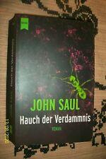 HAUCH DER VERDAMMNIS John Saul TB gelesen