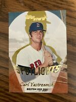 2000 Topps Stars  #178 Carl Yastrzemski Boston Red Sox Spotlights NrMt