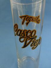 BEER PINT GLASS <> CAMARENA Brothers Casco Viejo TEQUILA ~ 100% Agave ~*~ MEXICO
