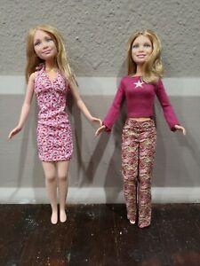Mary Kate And Ashley Olsen Dolls