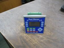 Post Glover Pulser Plus Controller 13-R6 Supply: 24VDC 5.4W Used