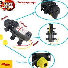 12V Haute Pression Auto Pompe Bateau a Eau a Membrane 4L/min 100 PSI UN
