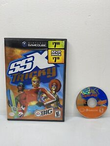 SSX Tricky (Nintendo GameCube, 2001) - No Manual Tested And Works!
