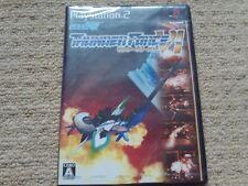 THUNDER FORCE VI - Rare Japanese New & Sealed Sony PS2 Game