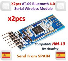2pcs AT-09 Bluetooth 4.0 Transceiver Module CC2541 replace HM-10 for Arduino