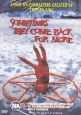 Sometimes They Come Back For More (DVD, 2009)